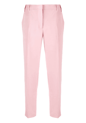 Nº21 tapered tailored trousers - Pink