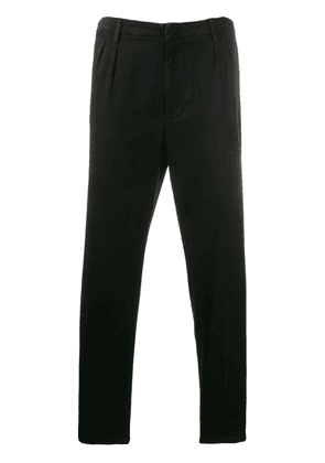 Dondup regular-fit chino trousers - Black