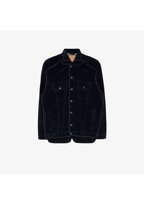 Y/Project Buttoned Denim Jacket