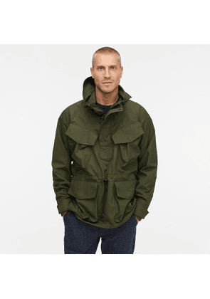 Wallace and Barnes survey parka in Ventile® cotton