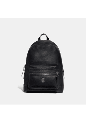Coach Academy Backpack With Patch
