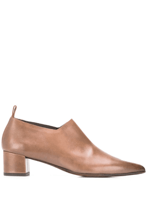 Marsèll low pointed pumps - Brown