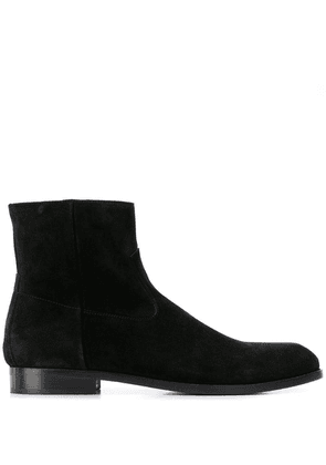 Buttero ankle length boots - Black