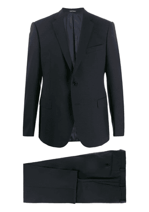 Emporio Armani tailored suit - Blue