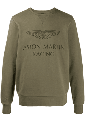Hackett 'Aston Martin Racing' print sweatshirt - Red