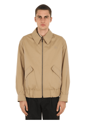 Reversible Cotton Bomber Jacket