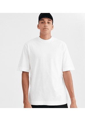 COLLUSION Tall white t-shirt