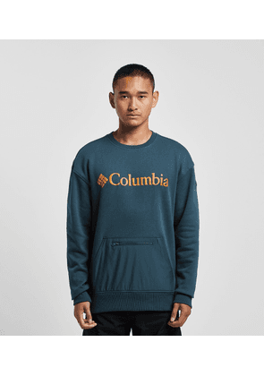 Columbia Freemont Crew Sweatshirt, Blue