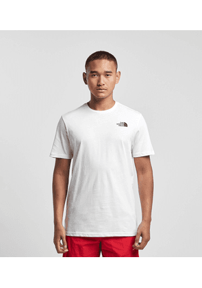 The North Face Boxout Back Logo T-Shirt, White