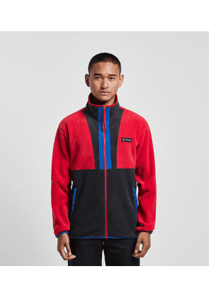 Columbia Back Bowl Jacket, Red