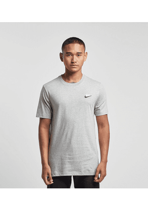 Nike Core Logo T-Shirt, Grey