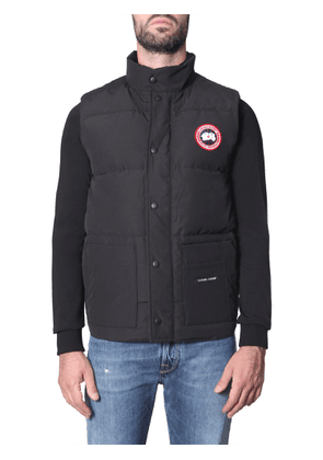 canada goose 'freestyle' sleeved down jacket