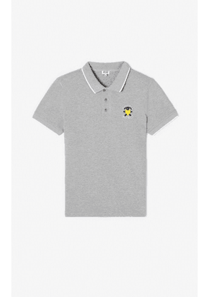 KENZO Fitted 'Cupid' polo shirt 'Capsule Back from Holidays'