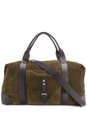 Eleventy large holdall bag - Green