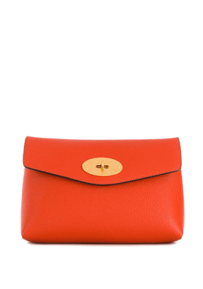 Mulberry Darley Cosmetic Pouch SCG - Orange