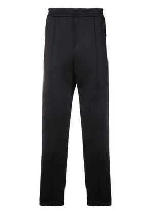 Joseph stripe detail track trousers - Black