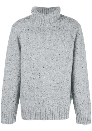 Joseph roll neck jumper - Grey