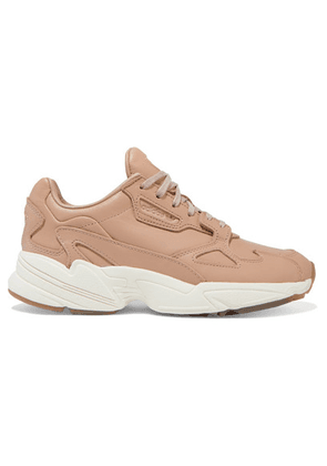 adidas Originals - Falcon Leather Sneakers - Pink