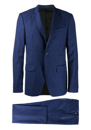 Givenchy striped two-piece suit - Blue