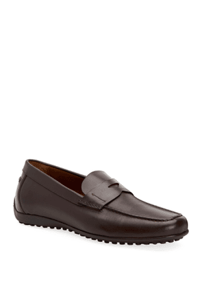 Men's Robby Leather Loafers