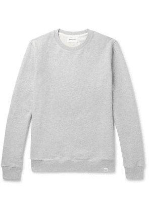Norse Projects - Vagn Loopback Cotton-jersey Sweatshirt - Gray