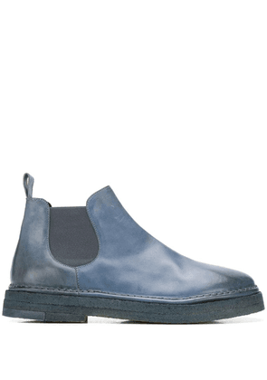 Marsèll pull-on style boots - Blue