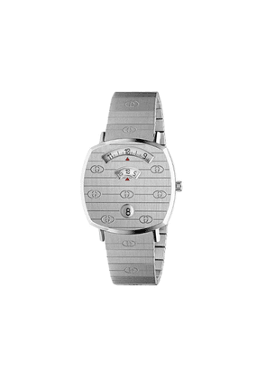 Gucci The Grip watch - Silver