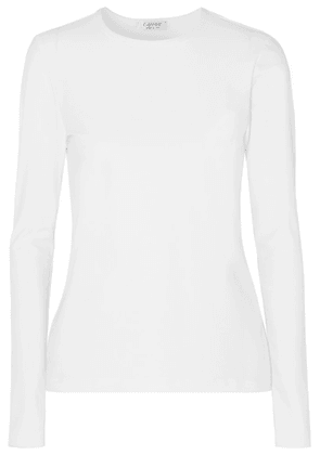 Cover - Rash Guard - White