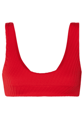 Fella - Quinn Textured Bikini Top - x small