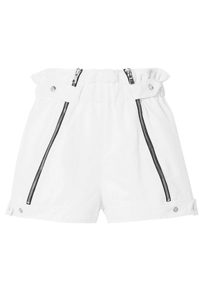 RtA - Louie Shell Shorts - White