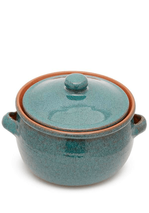 Peacock Green 1.5L Terracotta Stew Pot