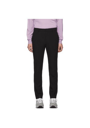 Tibi SSENSE Exclusive Black Anson Trousers