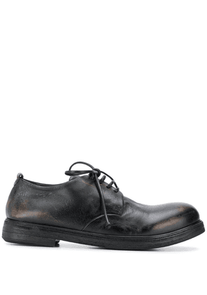 Marsèll distressed lace-up shoes - Black