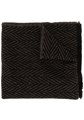 Cerruti 1881 knitted scarf - Brown