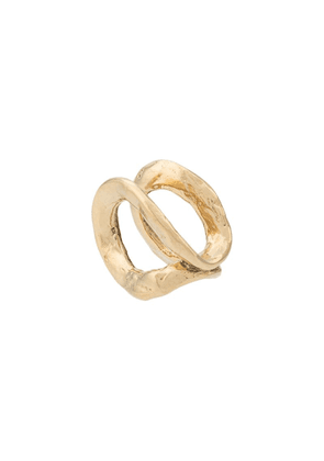 Goossens curved earcuff - Gold