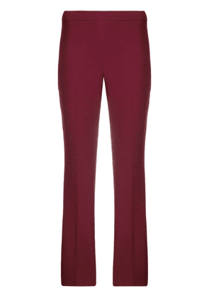 Giamba cropped trousers - Red