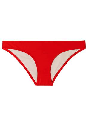 Solid & Striped - The Elle Bikini Briefs - Red