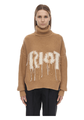 Riot Cashmere Knit Sweater