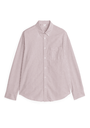 Shirt 3 Oxford - Red
