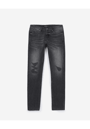 The Kooples - jeans - black