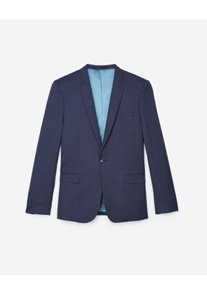 The Kooples - fitted jacket - blu