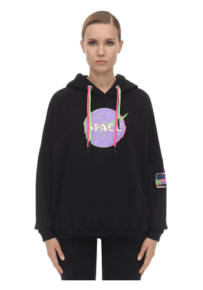 Interference Cotton Sweatshirt Hoodie