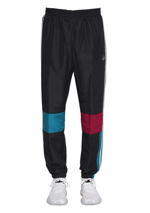 Asymm Nylon Sweatpants