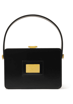 TOM FORD - Box Small Leather Tote - Black