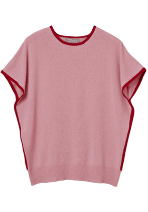 Cove Eva Pink and Red Knit