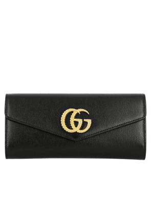 Clutch Broadway Bag By Gucci With Monogram Gg Marmont