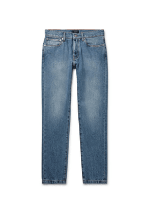 Dunhill - Slim-fit Denim Jeans - Mid denim