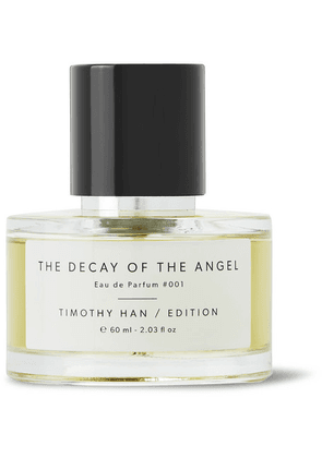 TIMOTHY HAN / EDITION - The Decay Of The Angel Eau De Parfum, 60ml - Colorless