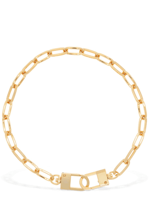 Gold Harlem Hip Chain Necklace