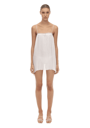 Apollonia Pleated Baby Doll